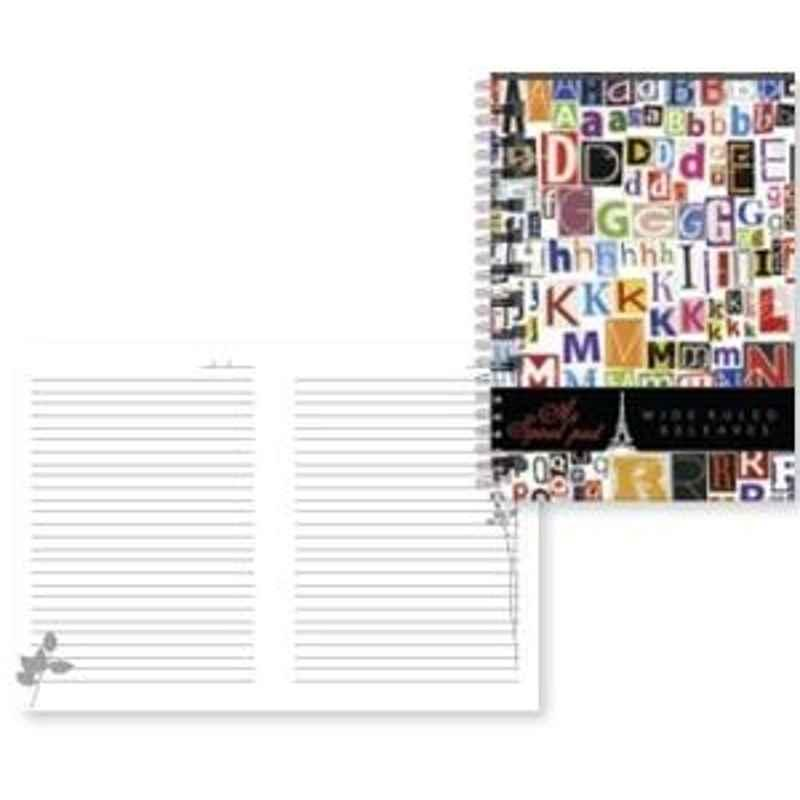 Nightingale Spiral Pad A5 160 Pages 100985