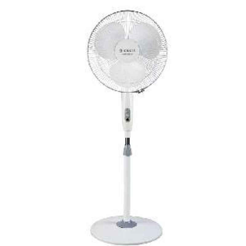 Singer 60 W, 400 Mm Pedestal Fan ? Aerostar Pf White & Grey
