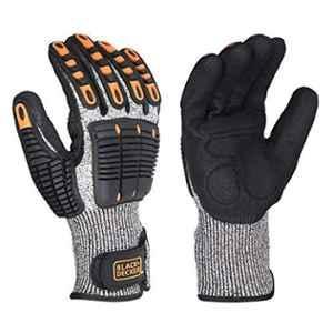 Black & Decker Supported Hand Gloves , BXPG0366IN-L