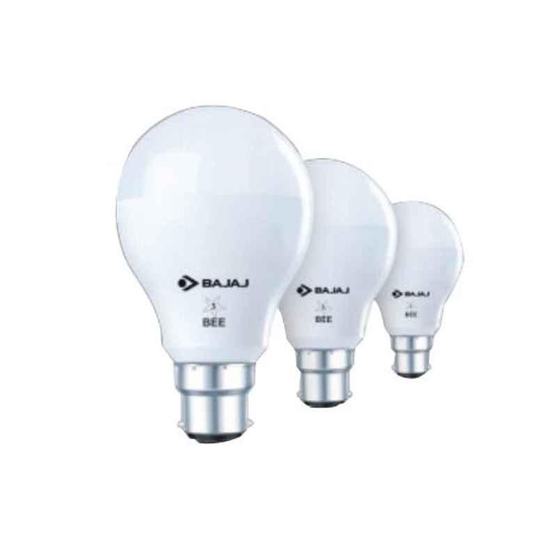 Bajaj 9W B22 3000K LEDZ Bulb LED Bulb, 830053