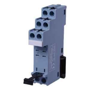 Siemens 6A 8 Pin Din Socket, 7RQ02011BX00