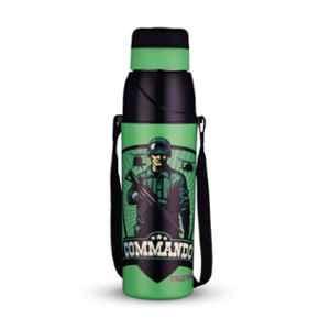 Trueware Wave Plus 580ml Green Water Bottle