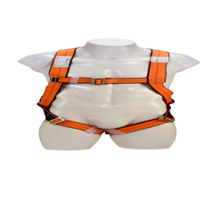 Shree Arc 2250g Polyster PRO Safety Belt with Steel Alloy Hook