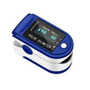 EGK P02 Finger Clip Type Black Pulse Oximeter