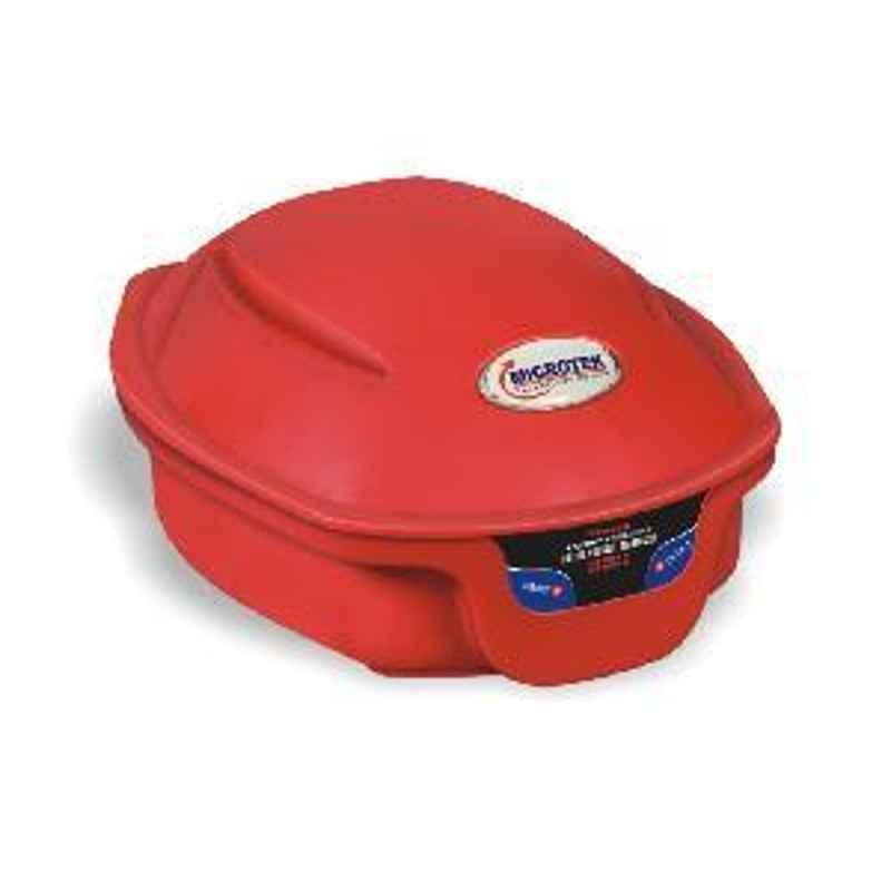 MicroteK 4 Amps 130V-295V Voltage Stabilizer, for Refrigerator EMR 4013