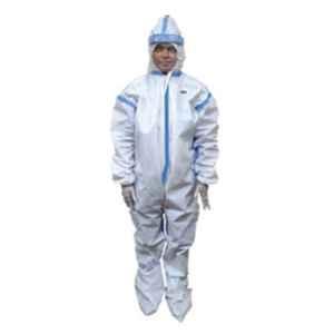 Kiran Max Woven Nylon Personal Protection Equipment (PPE) Kit