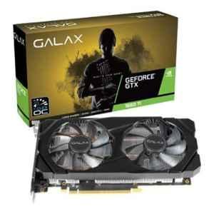Galax 1660 6GB 1 Click OC Graphic Card