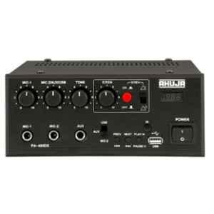 Ahuja 40W Mixer Amplifier With USB, PA-400DS