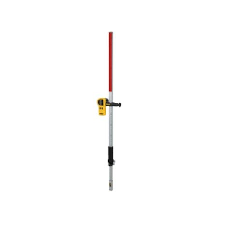 Dewalt 2.4m Grade Rod, DE0737