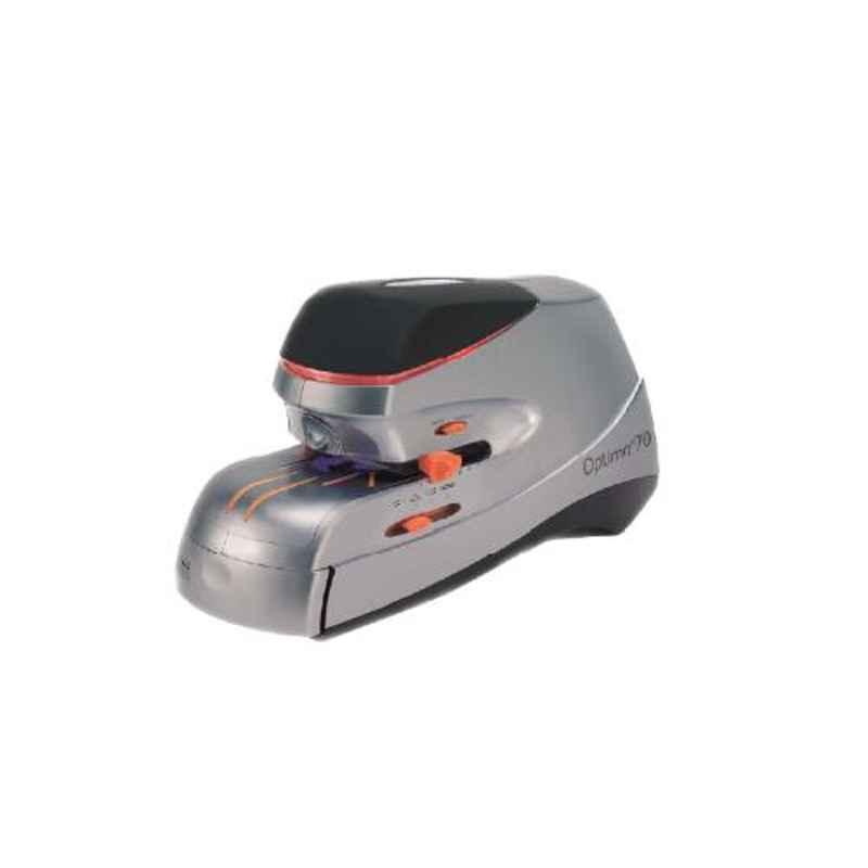 Rexel Optima 70 Corded & Cordless Electric Stapler, 2102355