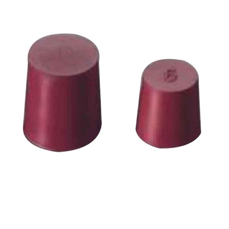 Glassco 8 No Rubber Cork, 410.303.10 (Pack of 10)