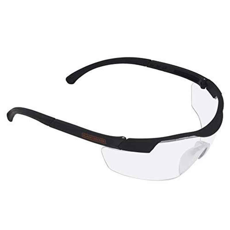 Black & Decker UV Protected Wrap Around Safety Spectacle, BXPE0502IN
