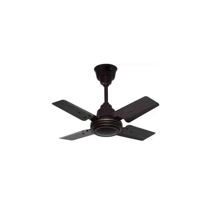 Sameer Gati 600mm 4 Blade Brown Ceiling Fan