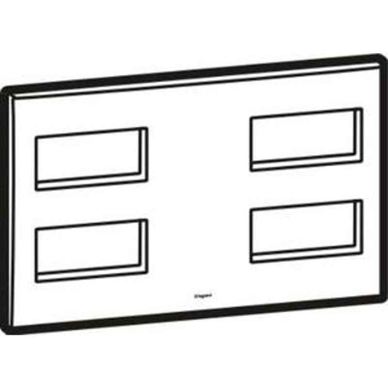 Legrand Mylinc- 6755 73 16 Module Plates