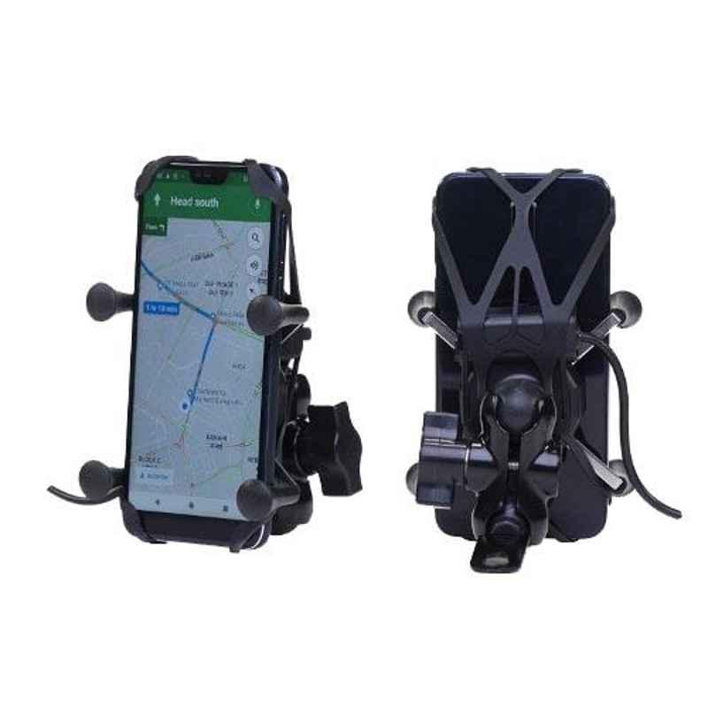 Love4ride Universal Bike Mobile Holder with Charger
