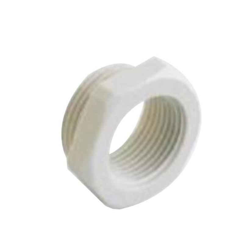 Hensel Synthetic M50X1.5 to M40X1.5 Reduction Fitting, 34555040 (Pack of 5)