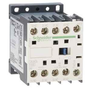 Schneider TeSys CAK 2 NO+2 NC 24VDC Standard Control Relay, CA3KN22BD
