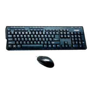 TVS Champ Combo Multimedia Computer Keyboard and Mouse