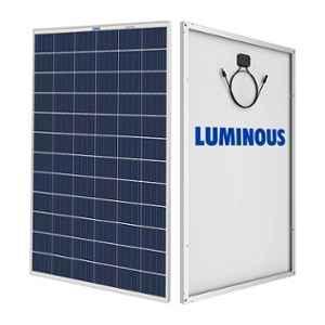 Luminous 330W 24V Polycrystalline Solar Panel, LUM 24330