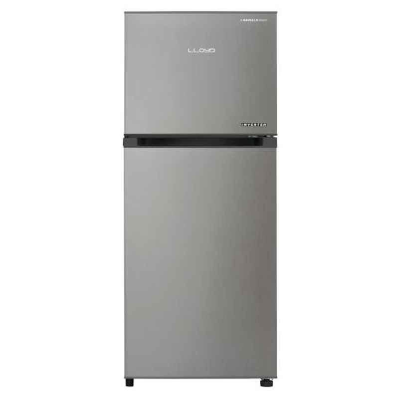 Lloyd 80W 272L Dark Silver Frost Free Refrigerator, GLFF282EDST1PB