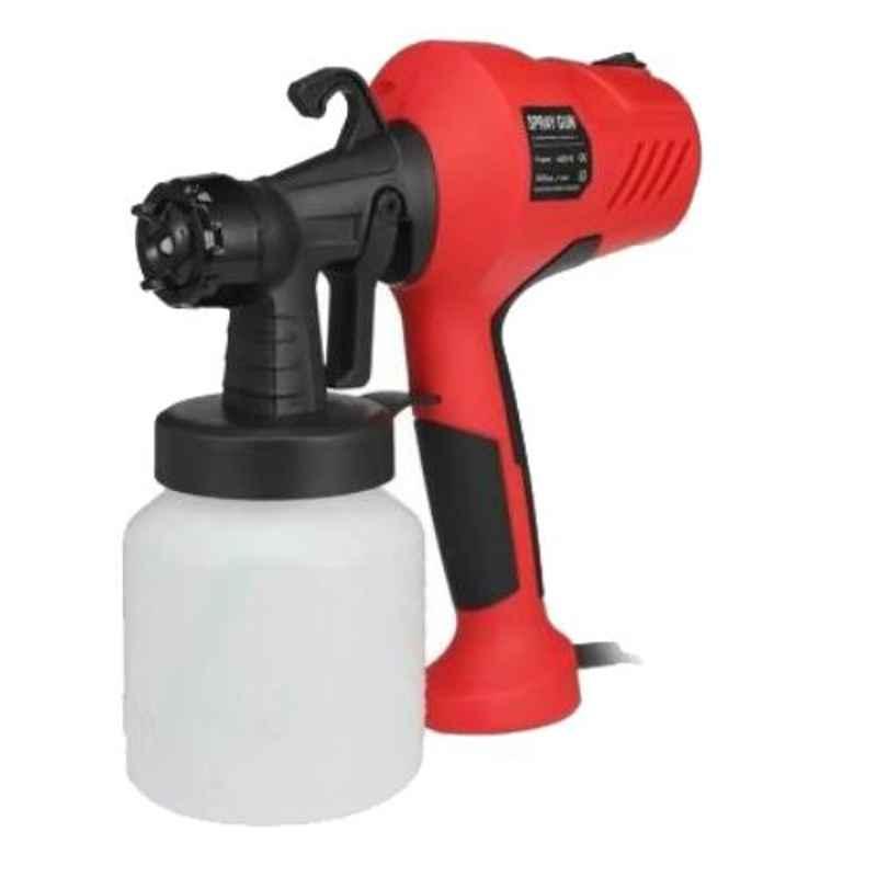 GSK Cut Red 400W Paint Sprayer Portable Spray Painting Machine