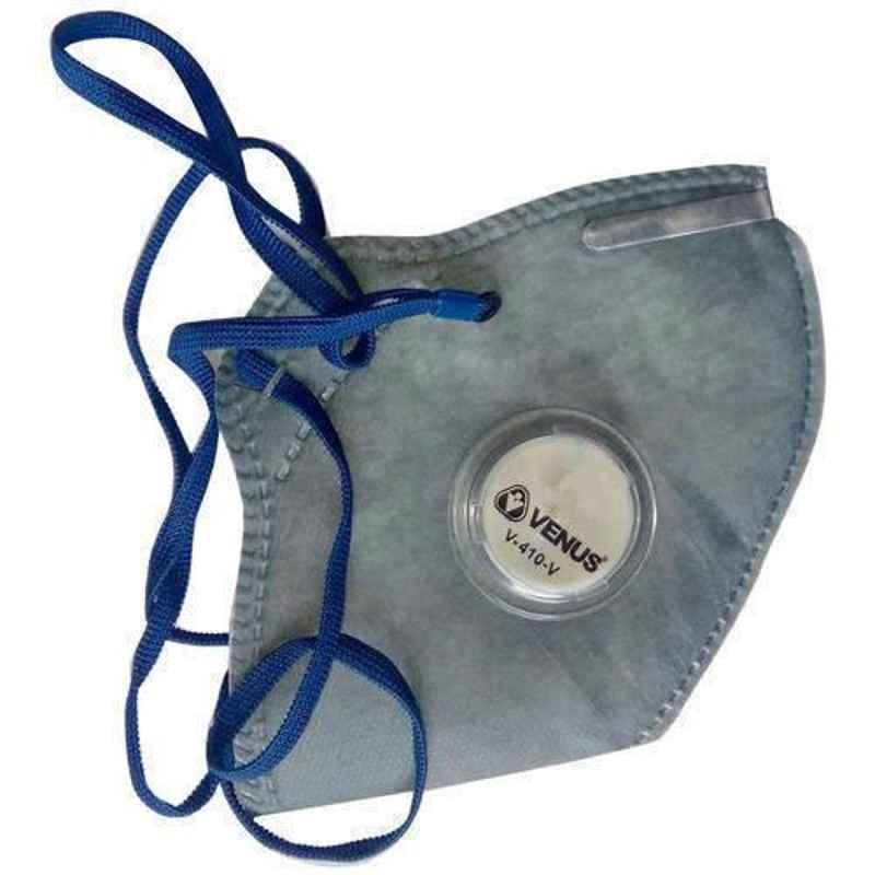 Venuse V410 Gray Nose Mask (Pack of 10)