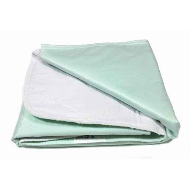 KosmoCare 30x35 inch Green Re Usable Twill Underpad, IRUKTG