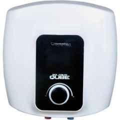 Crompton Geyser  Solarium Qube 25L Plastic Body White Storage Water Heater, ASWH-2425