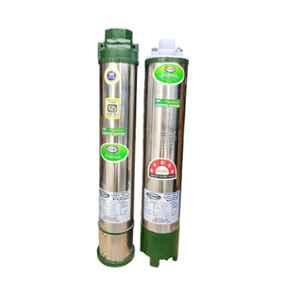 SONEE-DX 1.0HP 10 Stage V-4 Single Phase Copper Submersible Pumpset