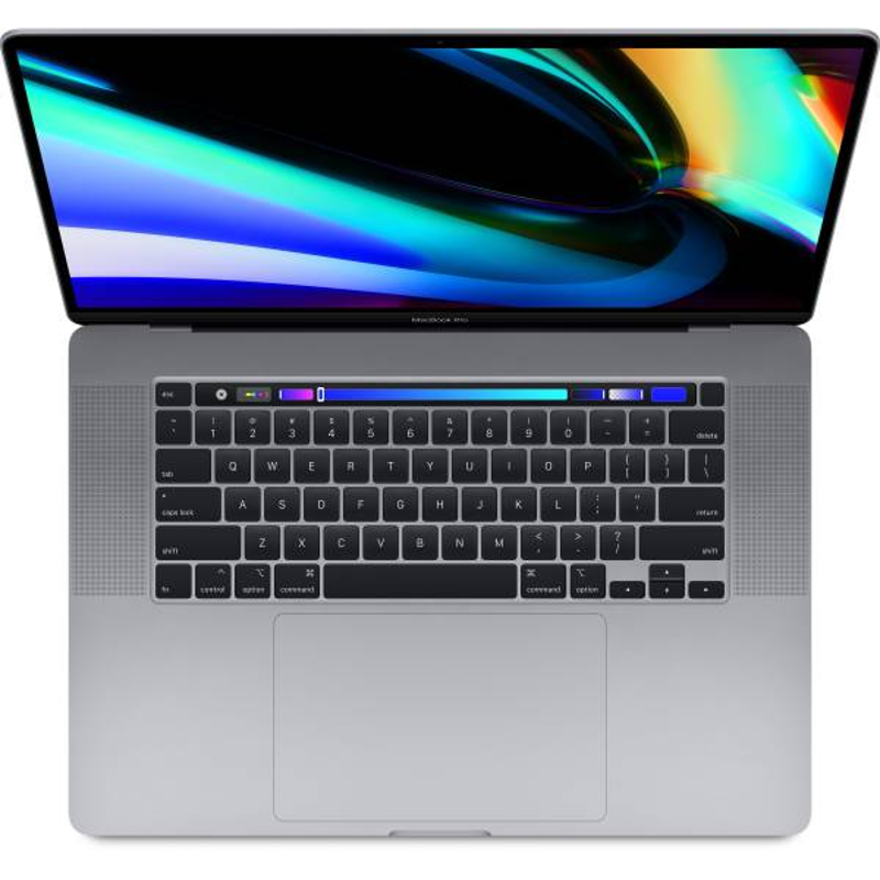 Apple 16-inch MacBook Pro with Touch Bar: 2.6GHz 6-core 9th-generation Intel�Core�i7 processor, 512GB, 16GB-Space Grey, MVVJ2HN/A