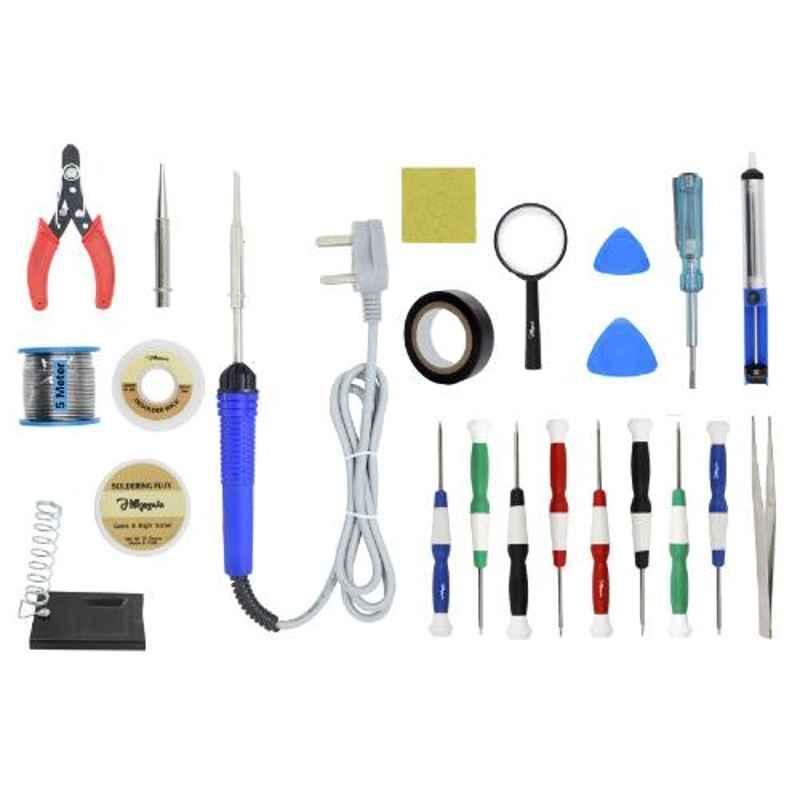 Hillgrove 23 Pcs 25W Power & Hand Tool Kit, HG0038