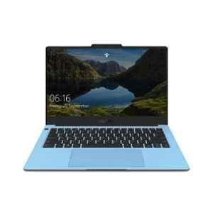 AVITA LIBER AMD Ryzen 5-3500U/8GB DDR4/512GB HDD & 14 inch Display Azure Blue Laptop with 2 Years Warranty, NS14A8INV561-ABA