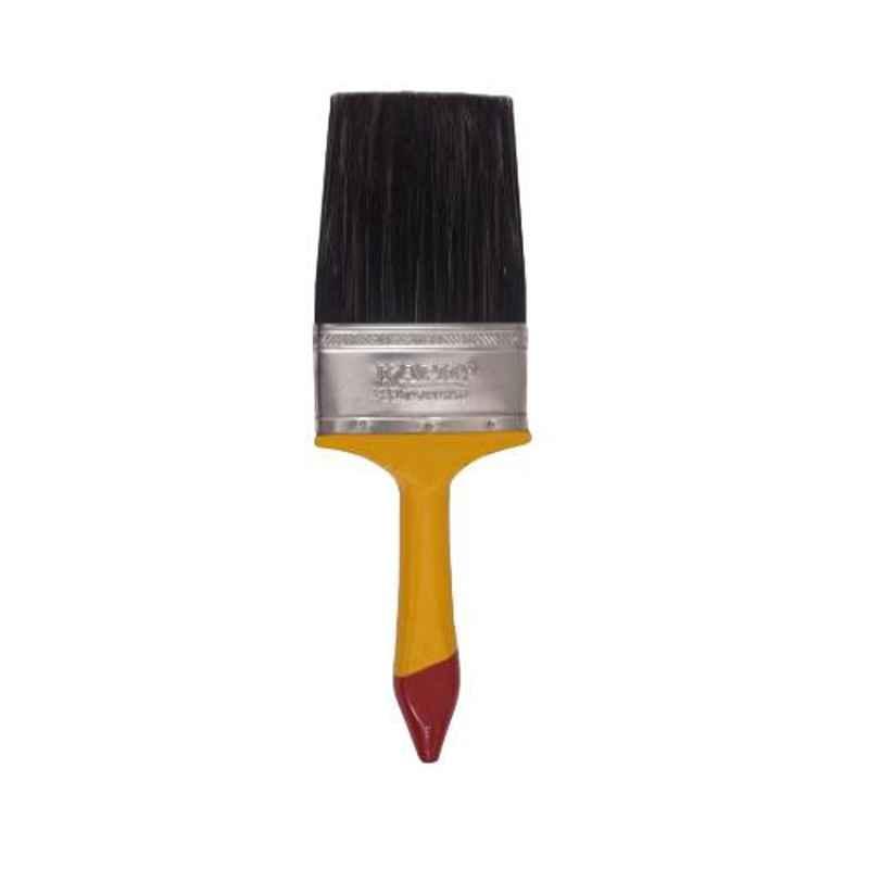 Kapil 5 inch Grey Premium Boar Bristle Paint Brush