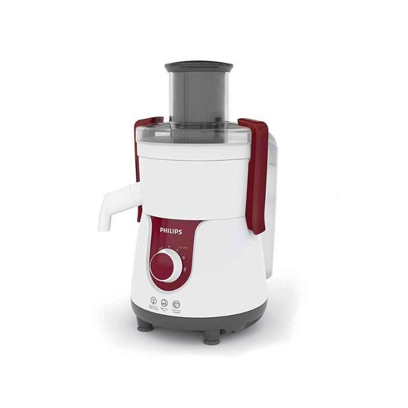Philips 700W Pistil Red Juicer Mixer Grinder, HL7705/00