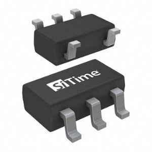 SITIME 50MHz 3.3V Enable/Disable HCMOS LVCMOS Oscillator, SIT2001BI-S3-33E-50.000000