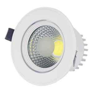 Oreva COB 30W 6500K Round Cool White LED Spot Light, ORSL-R6-30W COB