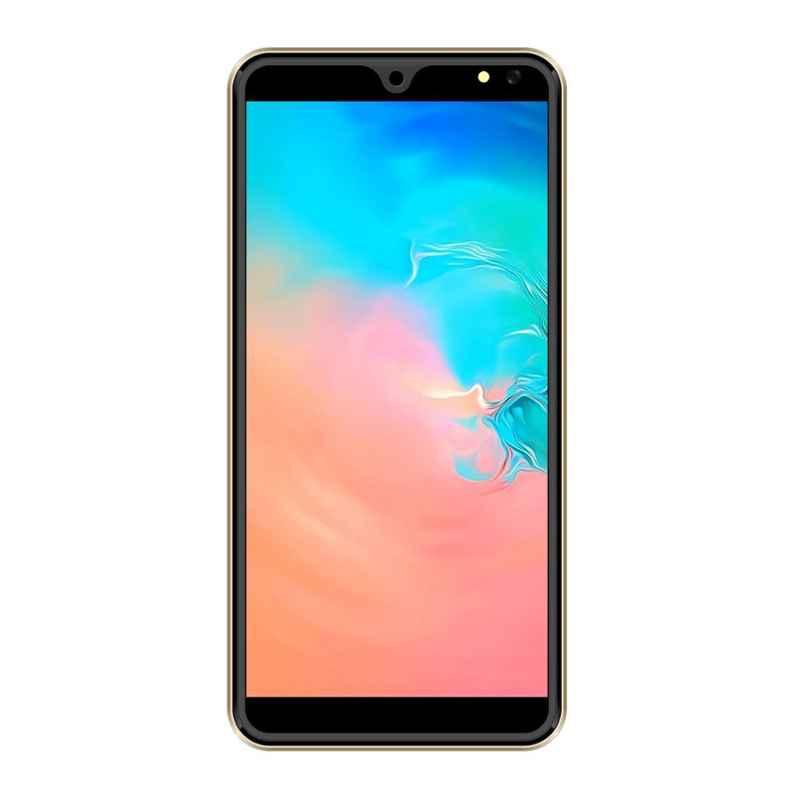 I Kall 2GB/16GB Gold Android Smartphone, K200-GLD