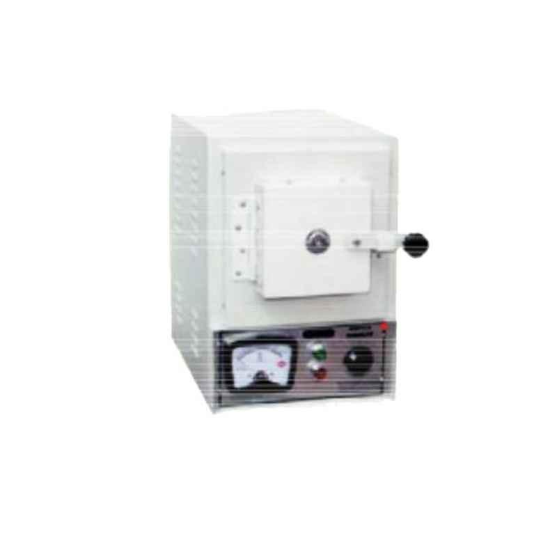 Labpro 126 250x125x125mm 1200 deg C Industrial Muffle Furnace