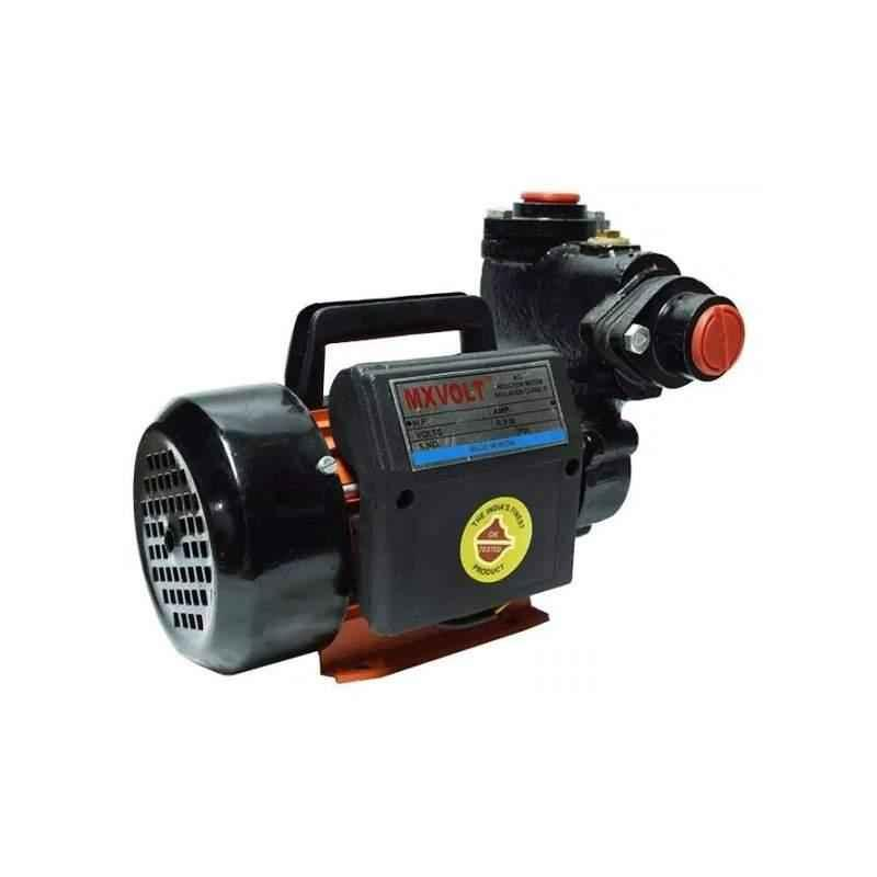 MXVOLT Maxi Flow 1HP Single Phase Self Priming Monoblock Pump