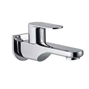 Jaquar Opal Prime Graphite Bib Cock Tap with Wall Flange, OPP-GRF-15037PM