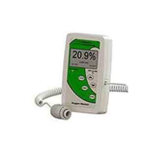 Analytical Industries AII-2000 A Oxygen Analyzer without Alarm