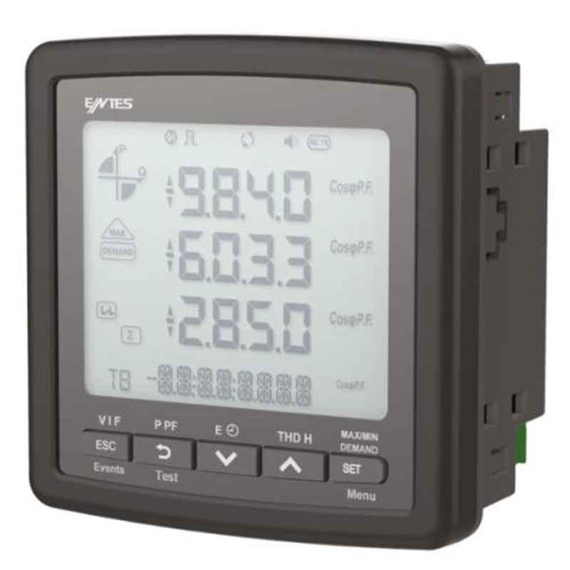 Entes 50-270V 1 Stage 2CO Demand Controller with LCD Display, MPR45+MM002