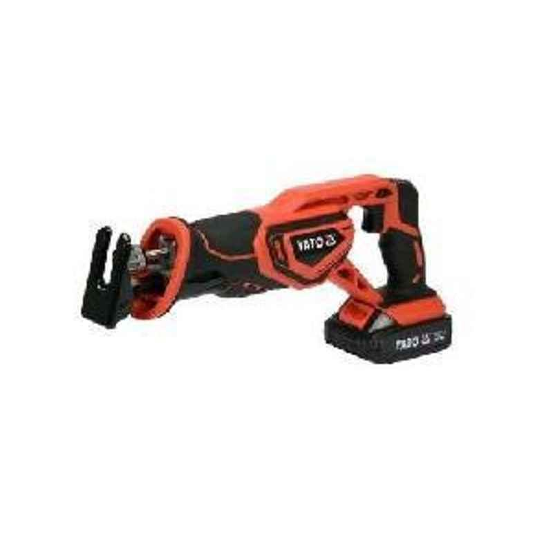Yato 0-3000rpm Battery Operated Cordless Saber Saw YT-82815