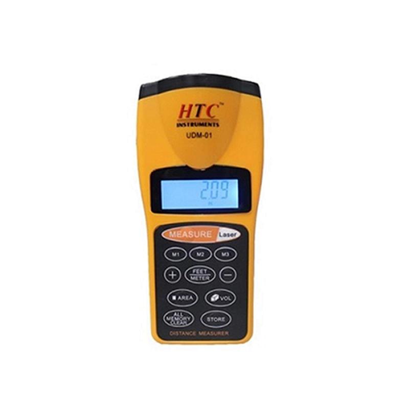 HTC UDM-01 Ultrasonic Distance Meter, Range: 0.5 to 18m