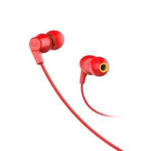 Infinity by Harman Wynd 300 Red Pure Bass in Ear Headphone with Mic, INFWYD300RED