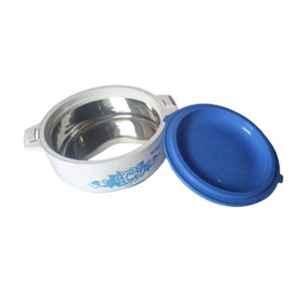 A-One 2000ml Blue Stainless Steel Casserole