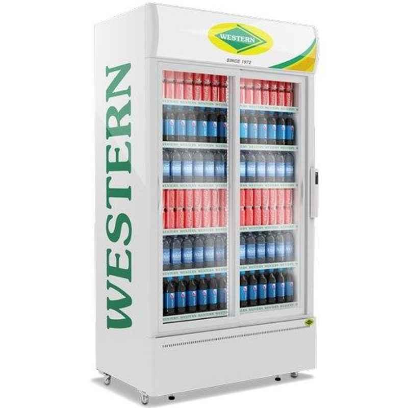 Western 910L Vertical Single Door Freezer, SRC1005-GL