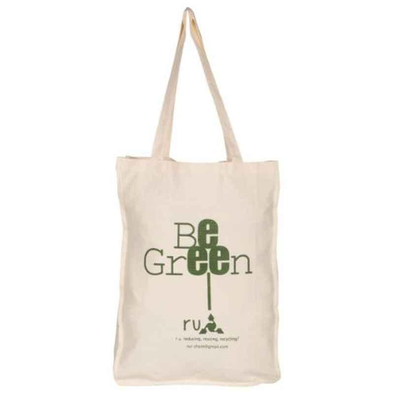 RUR Greenlife Cotton Reusable Shopping Bag