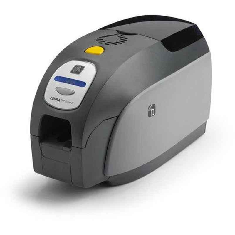 Zebra ZXP3 Aadhar Card Printer