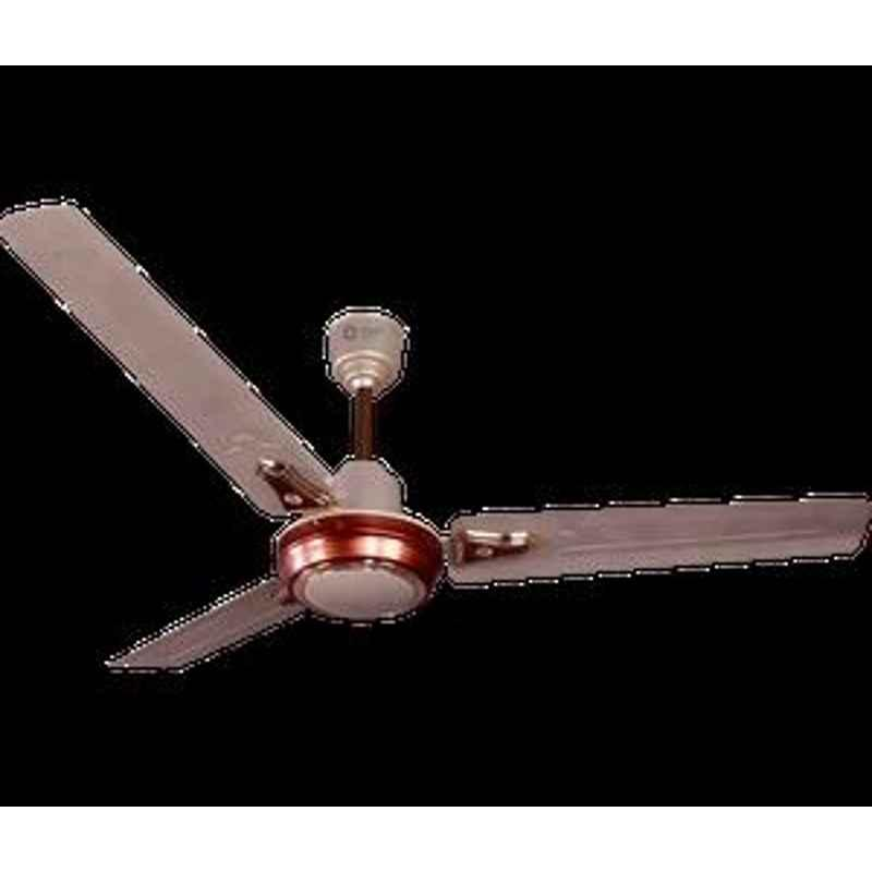 Orient Summer Pride Ceiling Fan Speed- 380 RPM, Colour- Icy Choclate